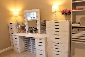 Acrylic Vanity Table Outstanding Acrylic Vanity Organizer Makeup Module 8 Bathroom