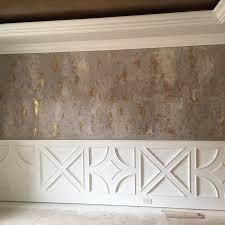 best 25 metallic paint walls ideas on pinterest wall finishes