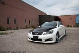 lexus isf houston lexus isf on concavo wheels cw s5