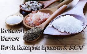 natural detox bath mix recipe youtube natural detox bath mix recipe