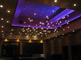 Led Ceiling Recessed Lights Lighting Ideas Living Room Mood Lighting With Blue Led Ceiling