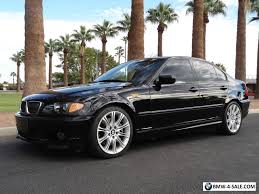 bmw m series for sale 2005 bmw 3 series zhp m sport for sale in united states