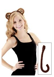 monkey costume halloween monkey kit