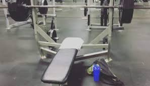 Bench Barbell Row Day 2 Bench Press And Rows Strength And Conditioning Workout