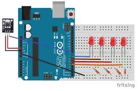 how to leds with an arduino and ir sensor