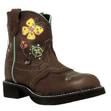 Justin Children S Gypsy Floral Light Up Boot 9207jr Wild West Boot
