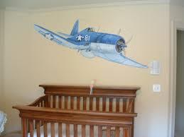 children s rooms noah s airplane room jpg 345132 bytes