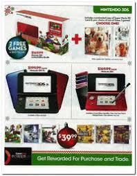 black friday deals at gamestop gamestop black friday 2012 ad scan