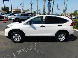 used certified one owner 2015 honda cr v lx westminster ca