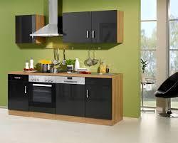 K Henzeile G Stig Küchenzeile Varel Küche Mit E Geräten Breite 280 Cm