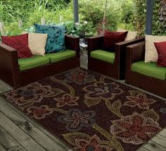 Pier 1 Outdoor Rugs by Decorating Cozy Blue Target Outdoor Rugs With White Patio