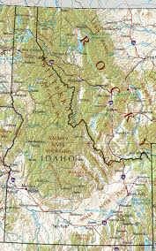 map of idaho cities statemaster statistics on idaho facts and figures stats and