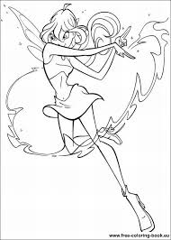 coloring book club coloring pages winx club printable