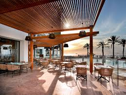 Create Restaurant Floor Plan Restaurants And Nightlife At The Hard Rock Hotel Ibiza