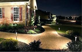 Led Landscaping Lighting 120v Landscape Lighting Fixtures Wyskytech