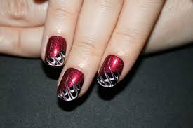 black and white marble nevertoomuchglitter nail wonderland