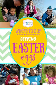 talking easter eggs 82 best easter crafts activities for children with visual