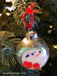 some are worth melting for ornament snowman