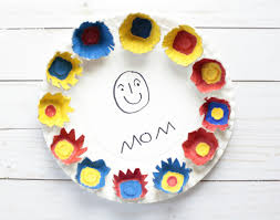 mother u0027s day portrait fun family crafts
