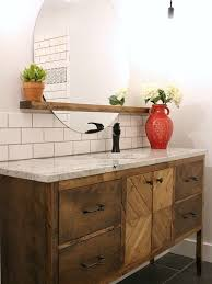 how to paint existing bathroom cabinets diy bathroom vanity 12 bathroom rehabs bob vila