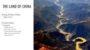 Yellow River Map China Yellow River Popular River 2017