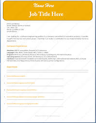 Resume Jobs Unix by Software Engineer Sample Resume Template Dotxes