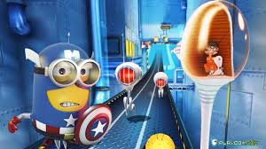 despicable me 2 minion rush vector meena pollo locos jack