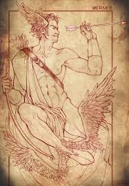 hermes mercury greek god of transitions and boundaries