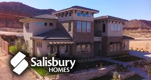 salisbury homes 2014 parade home st george utah v4 youtube