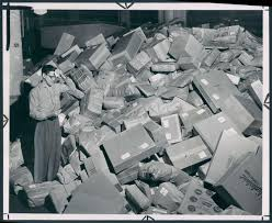 is the post office closed on thanksgiving day vintage baltimore holiday pictures