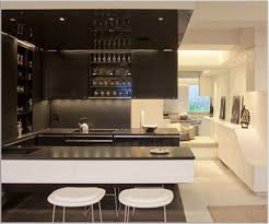 furniture interior kitchen simple studio apartment design ideas