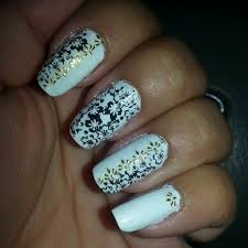28 black stiletto nail art designs ideas design trends 52 cool