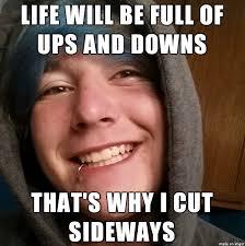 Emo Meme - motivational emo kid meme on imgur