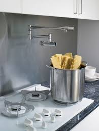 What Is A Pot Filler Faucet How To Choose A Kitchen Faucet Design Necessities