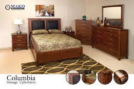 Rustic Bedroom Set Canada Solid Wood Bedroom Furniture Canada Eo Furniture