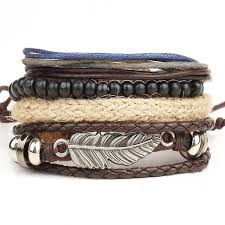 leather bracelet images Nomad leather bracelet series the dragon shop jpg