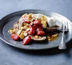 ideas for a brunch strawberry brunch bruschettas recipe food