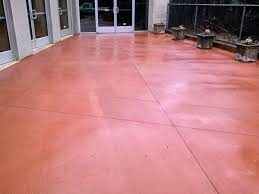 Dyed Concrete Patio by Residential Colored Concrete Patio U2013 Csm Builders Llc Masonry