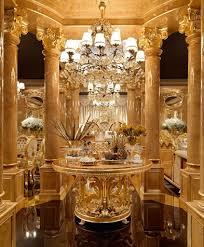 Empire Style Foyer Center Table - Empire style interior design