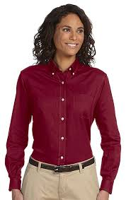 van heusen ladies classic long sleeve oxford at amazon women u0027s