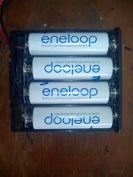 cara membuat powerbank menggunakan baterai abc membuat power bank pakai baterai eneloop sanyo