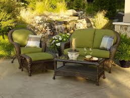 Modern Wicker Patio Furniture by Outdoor U0026 Garden Rattan Wicker Outdoor Patio Furniture Set With