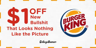food coupons honest fast food coupons collegehumor post