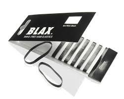 blax black hair elastic 4 mm from baba blax sheep original blax
