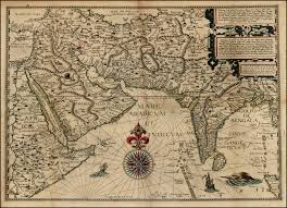 Indian Map Antique Indian Map Circa 1500 Map Magic Pinterest