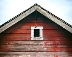 Red Shed Home Decor Red Barn Photo Etsy