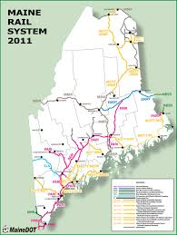 new england central railroad map operations new england steam corporation maine central 470