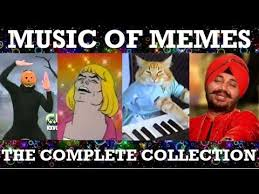 Memes Music - music of memes the complete collection youtube