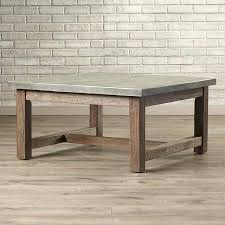 Cement Coffee Table Concrete Coffee Table Upsite Me