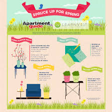 Time For Spring Cleaning by Spruce Up For Spring Freshen Up Your Home Infographic